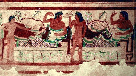 Etruskische Und Romische Mode